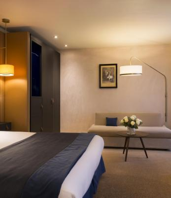 Hotel La Bourdonnais Paris - Junior Suite